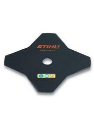 Cutit taietor pentru iarba Stihl 230x25.4 mm, 4 lame