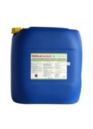 Dezinfectant degresant pentru mulgatori, tancuri de racire Diemer DIEMOLAN ALCALIC 5 kg