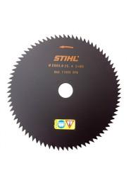 Disc cu dinti ascutiti Stihl 200x25.4 mm, 80 dinti