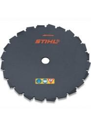 Disc cu dinti dalta Stihl 225x20 mm, 24 dinti