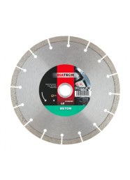 Disc diamantat beton Diatech LE125, 125 x 22.2 x 1.8 mm