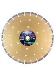 Disc diamantat pentru asfalt/beton Diatech ROAD COMBO STAR 400 x 25.4/30 mm