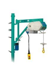 Electropalan Imer ET 200 N, 0.75 kW, 30 m, 200 kg, cadru fix