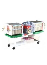 Filtru de vin Rover COLOMBO 36, 36 placi 20x20, 1000-1550 l/h