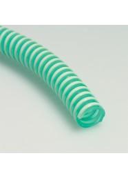 """Furtun absorbtie cu spira din PVC 38 mm (1 1/2"""")"""