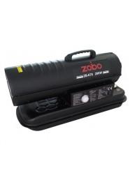 Generator de aer cald pe motorina Zobo ZB-K70, 230 V, 21 kW, 800 m3/h