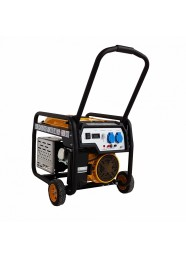 Generator de curent electric Stager FD 2500E, 2200 W, monofazat, benzina, pornire electrica