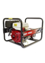 Generator de curent monofazat AGT 4501 HSBE