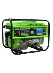Generator de curent electric Greenfield G-EC6500, 5.5 kVA, monofazat, benzina