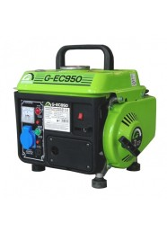 Generator de curent monofazat GREENFIELD G-EC950, motor 2 timpi, benzina, 2 CP, 750 W