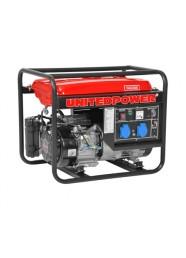 Generator de curent electric Hecht GG 3300, 3000 W, monofazat, benzina