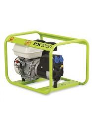 Generator de curent monofazat PRAMAC PX3250, motor 4 timpi, benzina, 5.5 CP, 3.6 kVA