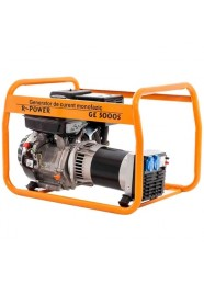 Generator de curent electric Ruris R-POWER GE 5000S, 5000 W, monofazat, benzina