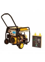 Generator de curent monofazat STAGER FD 10000E+ATS, 8.5 kW, benzina, pornire electrica, Automatizare