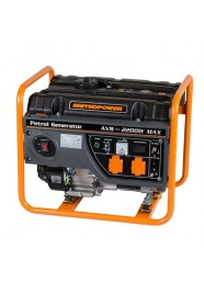 Generator de curent electric Stager GG 2800, 2200 W, monofazat, benzina