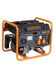 Generator de curent electric Stager GG 3400, 3000 W, monofazat, benzina