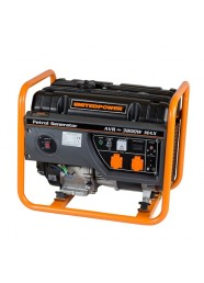 Generator de curent electric Stager GG 4600, 3800 W, monofazat, benzina