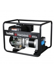 Generator de curent electric Technik TGK5000, 4.1 kVA, monofazat, benzina