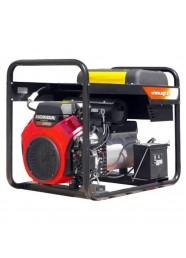 Generator de curent electric AGT 16503 HSBE R16, 15.5 kVA, trifazat, benzina, pornire electrica