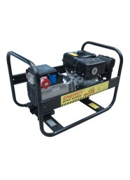 Generator de curent electric Energy 9000 TE, 8.5 kVA, trifazat, benzina, pornire electrica