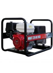 Generator de sudura trifazat AGT WAGT 220 DC HSB, 6.5 kVA, 220 A