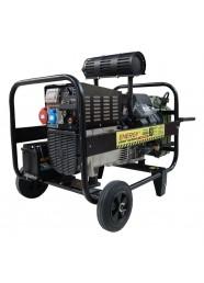 Generator de sudura Energy 300 WTE, 10 kVA, trifazat, benzina, max. 300 A, pornire electrica