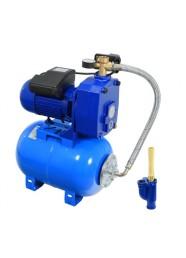 Hidrofor cu pompa din fonta si ejector Wasserkonig HW40/25H, 1500 W, 4020 l/h, Hmax. 50 m, 24 l