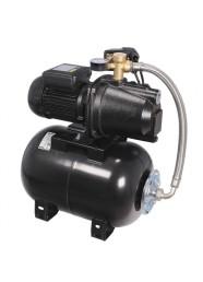 Hidrofor Wasserkonig WKP3600-52/25H, 1100 W, 3600 l/h, Hmax. 48 m, 24 l, pompa fonta