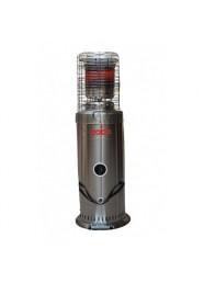 Incalzitor de terasa Zobo H1109B, 11 kW, inox