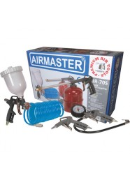 Kit 5 accesorii aer comprimat Airmaster AIR-70S