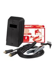 Kit sudura MMA TELWIN 801081, DX50, 4+3 m, 25 mm²