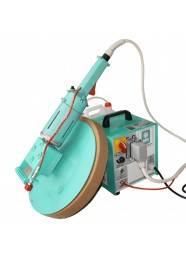 Masina de finisat umed pentru tencuieli si gleturi mecanizate Imer SPEEDY, 230 V, 0.8 kW, 370 mm