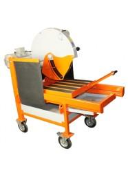Masina de taiat caramida BISONTE KTV 650