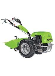 Motocultor diesel Grillo G85DD, motor Lombardini, 11 CP, 4 viteze, freza 68 cm + diferential
