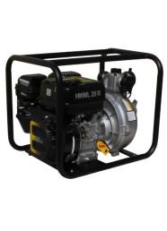 "Motopompa de presiune Media Line HWML 20 R, motor Rato 7 CP, benzina, 500 l/min, 2"""