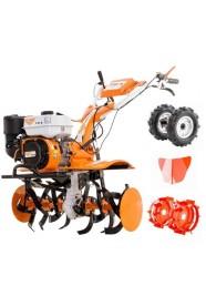 Motocultor (Motosapa) RURIS 731K, 7.5 CP, benzina, 3 viteze + Accesorii
