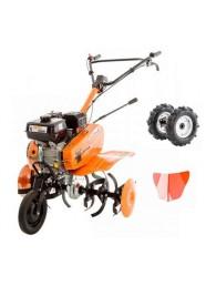 Motosapa RURIS DAC 7000K, 7 CP + roti cauciuc, rarita