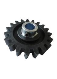 Pinion antrenare motor ENO 15, ax 18/28, 19 dinti (I01)