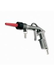Pistol pentru suflat și spălat, cu reglarea cantității de apă.