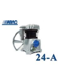 Pompa de aer Abac 24-A, 230 V, 2.2 kW, 310 l/min, 10 bar