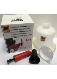 Pompa de aspirare ulei Garden Parts, 1.4 L