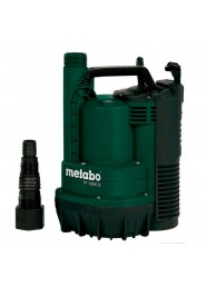 Pompa submersibila apa curata Metabo TP 12000 SI, 600 W, 195 l/min, Hmax. 9 m