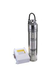 Pompa submersibila periferica pentru apa curata Wasserkonig WTX3000-48, 1100 W, 45 l/min, Hmax. 48 m
