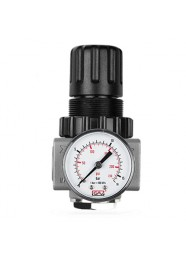 "Regulator de presiune cu manometru GAV R-200, 1/2"", 0-12 bar"