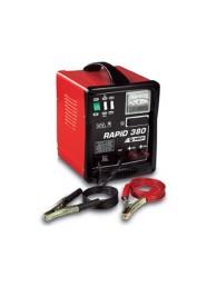 Redresor + Robot pornire auto Helvi RAPID 380, 12-24V, max. 38 A / 280 A