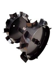 Set roti metalice SZENTKIRALY, ROBIX 33 cm, ax cilindric 24 mm