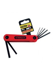Set 7 chei imbus metric 1.5-6 mm STANLEY 4-69-261
