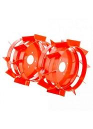 Set roti metalice 500 mm Ruris TG 320