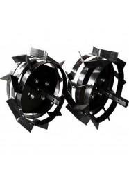 Set roti metalice Media Line 500 mm, manicot 32 mm