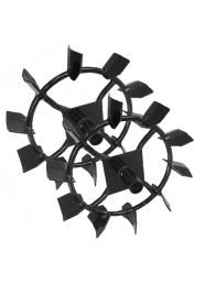 Set roti metalice pentru HECHT 750